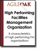 8 characteristics of High Performing FM Organizations
