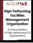 8 characteristics of High Performing FM Organizations